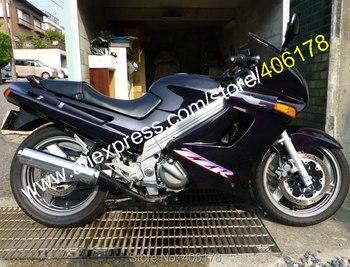 For Kawasaki ZZR250 90 91 92 93 94 95 96 97 98 99 00 01 02 03 04 05 06 07 ZZR 250 Dark Blue bodywork fairings set