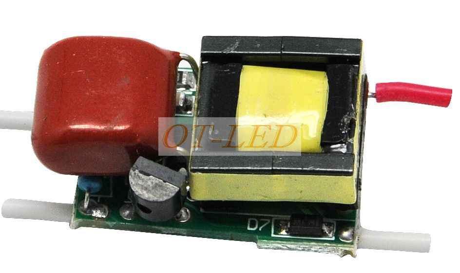 10pcs/lot 3W 4W 3X1W 4X1W Dimmable Driver AC220V/110VTo DC12V 300mA 50/60Hz For LED Spotlight Blub Brightness Adjust