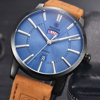 BENYAR Wrist Watch Men Watches Top Brand Luxury Popular Famous Male Clock Quartz Watch Business Quartz