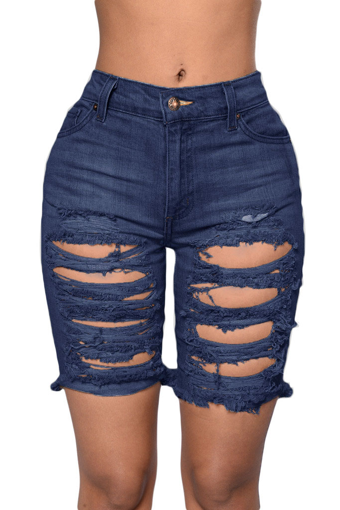 Compare Prices on Distressed Bermuda Shorts- Online Shopping/Buy ...