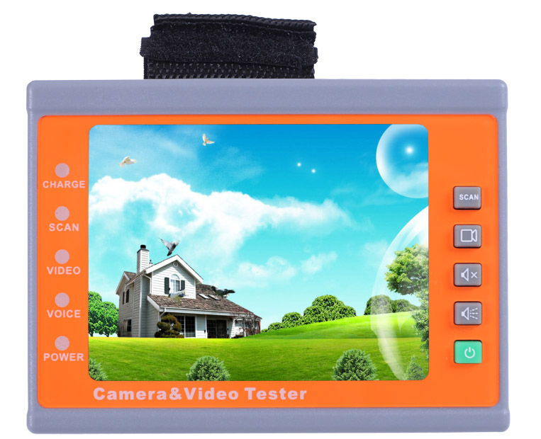 PK67 FREE SHIPPING Wearable CCTV Testers - PK67 Series, PK67D Have PTZ Control And Scan Feature Excel Performance amandeep kaur parminder singh and ginni sharma micro strip wearable antenna