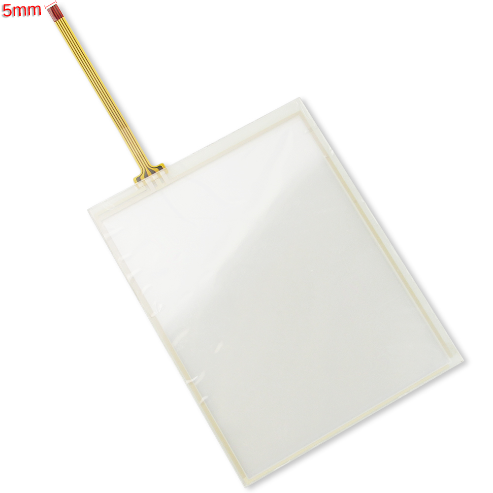 Free Tracking ID 5.7 inch 135*105mm Touch Panel Digitizer Screen Replacement for <font><b>KORG</b></font> <font><b>PA500</b></font> M50 TP-356751 5mm image