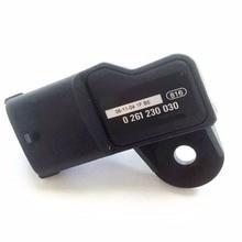 MAP Sensor Manifold Absolute Boost Pressure Sensor For Alfa Romeo Mito 955 Fiat 500 Brava Panda Opel Ford 0261230030