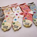 95% cotton Baby socks rubber slip-resistant cartoon small kid's socks 1--12 years Free shipping