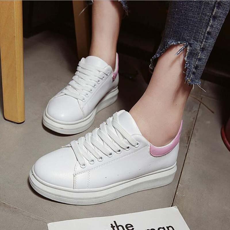 2018 Nuevo Llegada Primavera Mujeres Zapatos Para Mujer Talones - Zapatos de mujer - foto 5