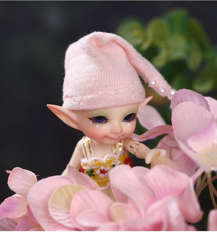 Frete grátis fairyland fl realpuki pupu bjd