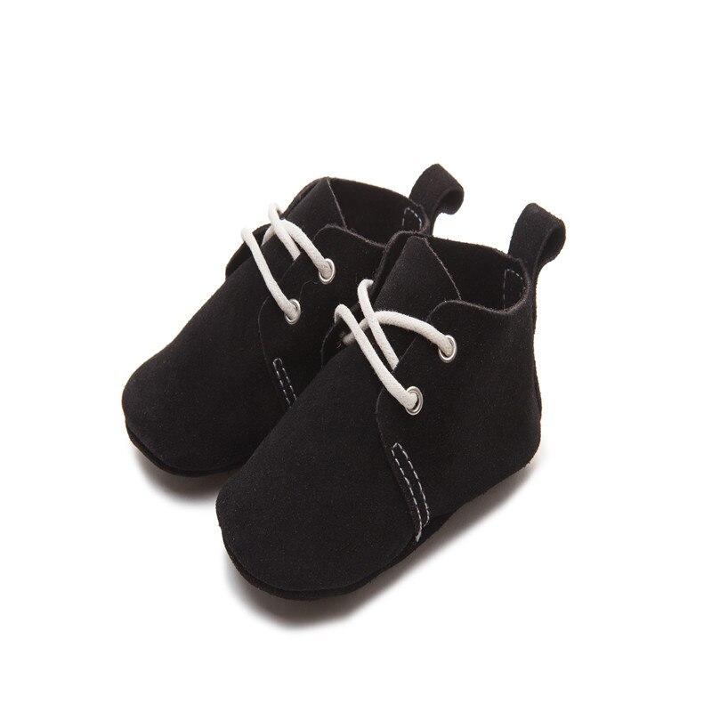 Γνήσια δερμάτινα κλασικά νεογέννητα - Υποδήματα για μικρά παιδιά - Φωτογραφία 4