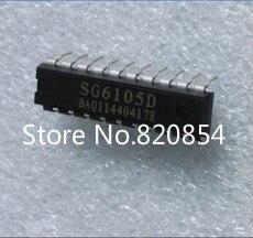10pcslot  SG6105D  SG6105  DIP20