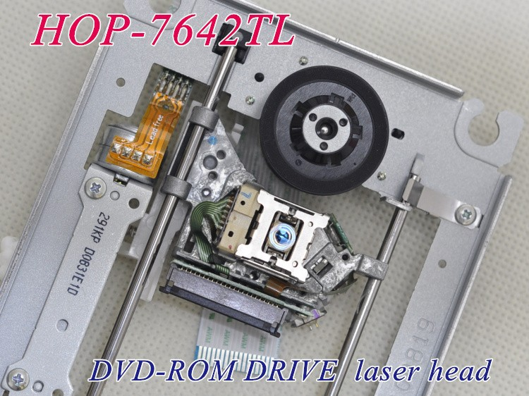 Testa laser 7642TL con meccanismo HOP-7642TL HOP-pickup OtticoTesta laser 7642TL con meccanismo HOP-7642TL HOP-pickup Ottico