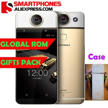 PROTRULY D7 5.5 inch AMOLED 360 Degree VR 26MP Mobile Phone 4G Android MTK6797 Deca Core 3G+32G Smartphone mobile phone