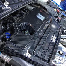 메르세데스 a45 amg cla45 amg gla45 amg 용 탄소 섬유 엔진 커버 트림