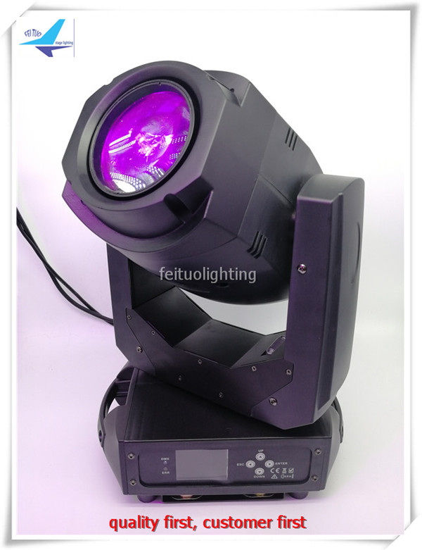 3 prism or 6 row prism 200W lyre moving head led gobo projector dj club moving head