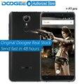 Doogee f7 pro teléfonos móviles 5.7 pulgadas fhd 4 gb ram + 32 gb rom android6.0 MTK6797 Deca Core 21.0MP 4000 mAH Dual SIM GSM WCDMA LTE WIFI