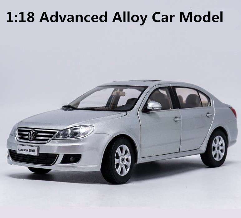 1:18 advanced alloy car models,high simulation Lavida model car,metal diecasts,collection toy vehicles,free shipping
