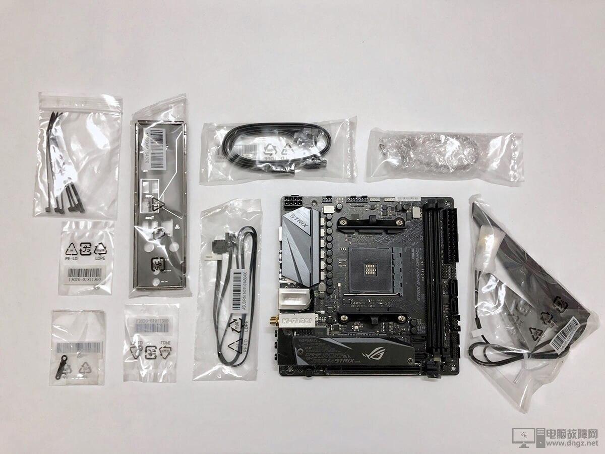 AMD YES! ITX小機箱電腦配置裝機作業5