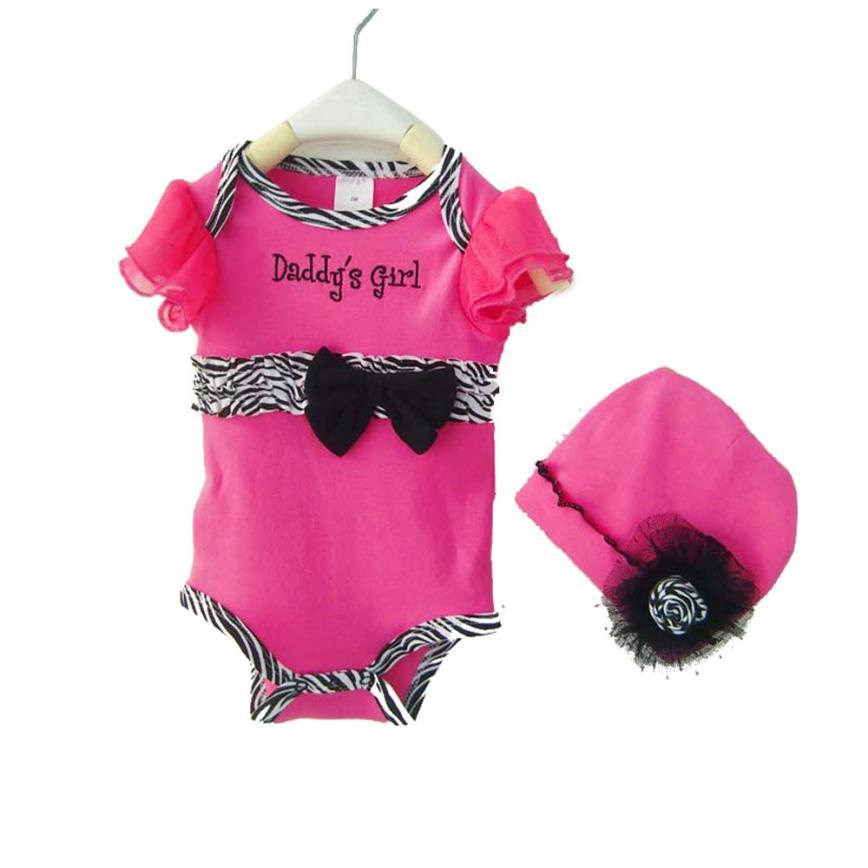 Cocok untuk usia pada anak-anak 0-2 tahun bayi perempuan pakaian baru lahir 15f7e8edd9