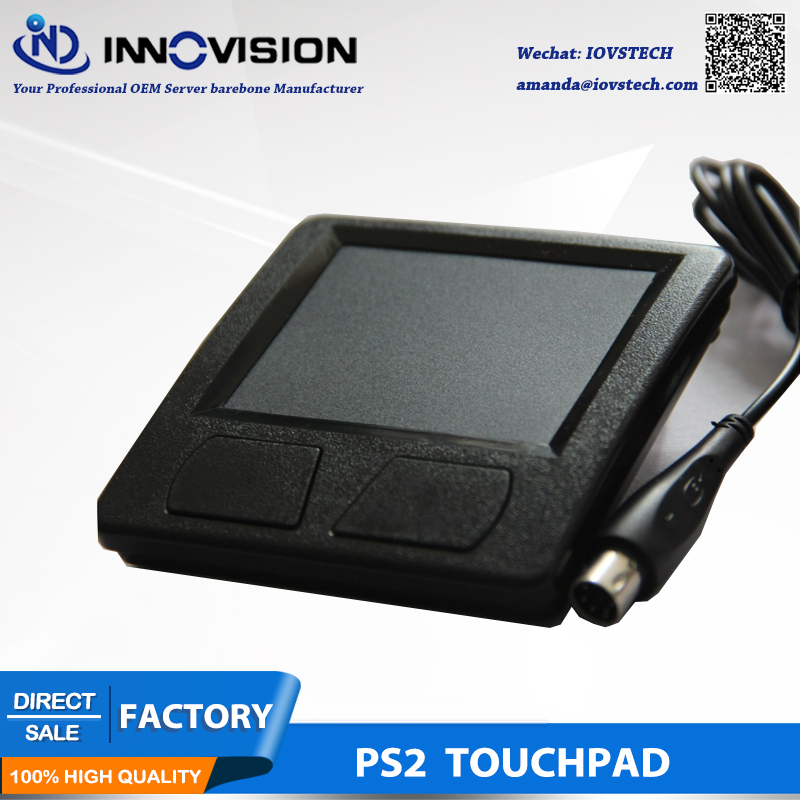 Highly Advanced Desktop Touchpad PS2 2 Button Mouse in Mice from Computer Office
