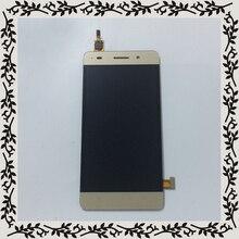 Золото для Huawei Honor 4C/G Play Mini CHM-U23 CHM-U03 CHM-U01 ЖК-дисплей Дисплей монитор Панель + стекло сенсорного экрана Стекло сборки