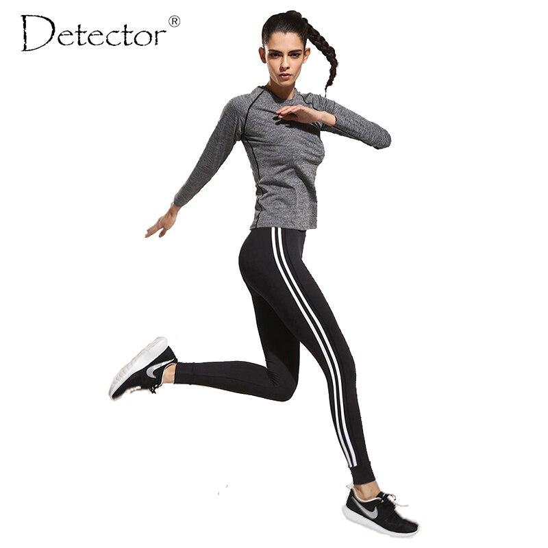 Femmes de Sport Fitness Yoga Pantalon Fonctionnelle Fitness Pantalon Yoga de Course Vêtements À Séchage Rapide de Sueur Bas Portent des Fesses Legging