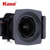Kase Aluminum 150mm Square Filter Holder Support Bracket for Sony FE 12 24mm F4 G lens for Lee Haida Hitech 150mm series Filter