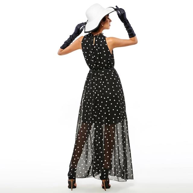 Summer Dresses of Retro Style