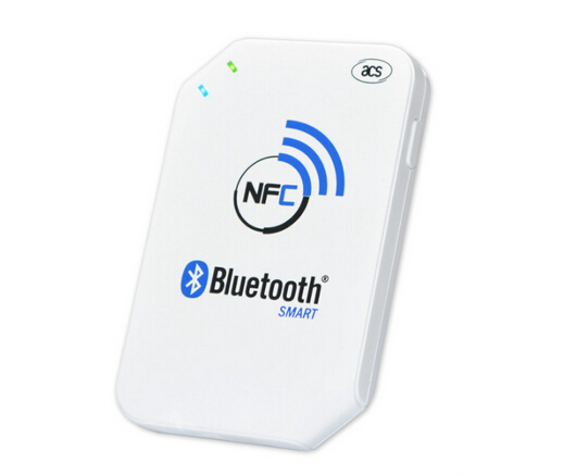 ACR1255U-J113.56MHz RFID Card Reader Writer Bluetooth nfc reader yongkaida 13 56mhz acr1255u j1 iso18092 nfcip 1 compliant with bluetooth usb nfc card reader writer