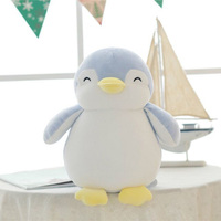 Penguin Plush Toys Lovely Soft Dolphin Pillow Comfort Doll Appease Dolls Soft Cute Plush Toys