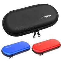 EVA Anti-shock Hard Case Bag For Sony PSV 1000 GamePad Case For PSVita 2000 Slim Console PS Vita Carry Bag