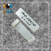 Wholesale/Retail  ribbon labels 1.5X6cm printed labels/clothing labels/woven label/ main label free shipping 500/lot C-007