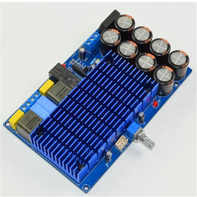 Latest models TDA8954 Class D 2.0 channel 210W+210W high power digital amplifier board