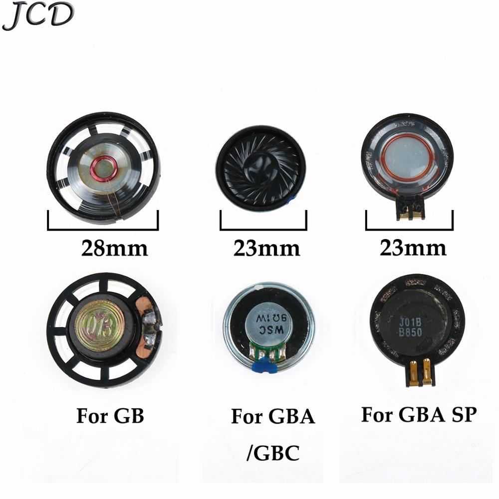 JCD For Nintend for <font><b>Game</b></font> Boy Replacement Speakers For GBA SP GBC Loud Speaker for GB image