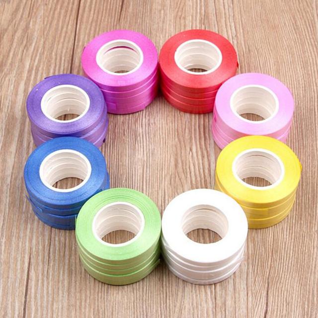 Thin Colorful Balloon Ribbon Tape