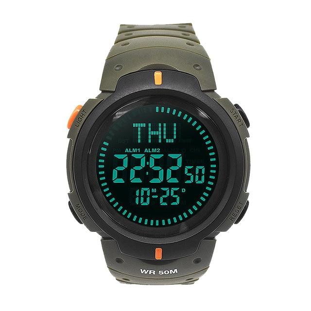 29b2fdf4425e2 XFCS 2017 étanche poignet numérique automatique montres pour hommes  digitais montre de course hommes homme digitales