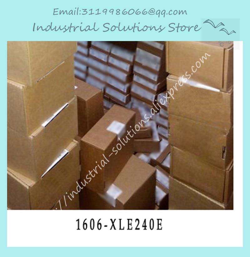 NEW 1606-XLE240E industrial control PLC moduleNEW 1606-XLE240E industrial control PLC module