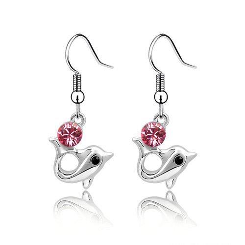 Crystal Earrings/Crystal Pendant Earrings/tablet pc/ring/epad/android#80843