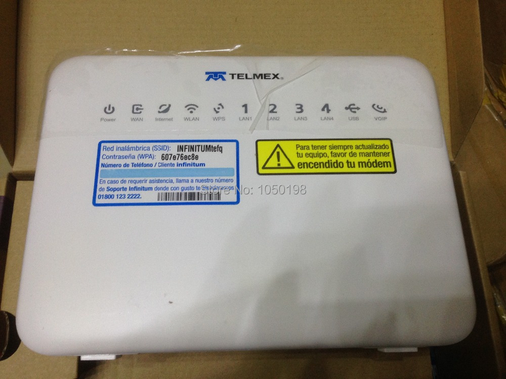 Huawei HG658D Home Internet vDSL Router-in Modem-Router