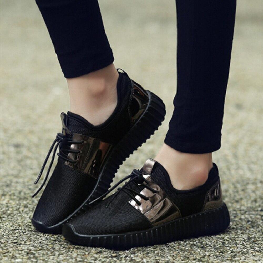 Mesh Lace up Sneakers Men's Vulcanize Shoes Breathable Black Casual Sneakers Men Shoes Plus Size Running Shoes Wear Resistance