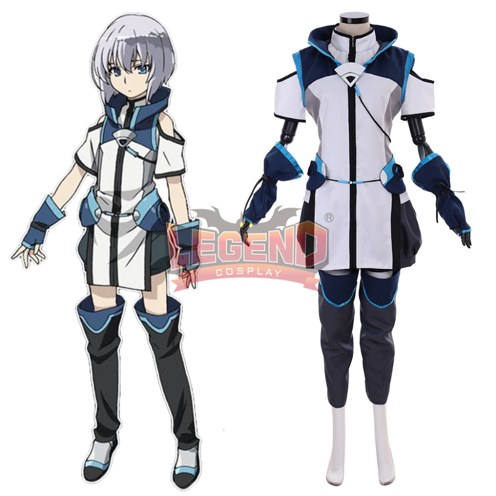 Cosplaylegend Anime Knight's&Magic Echevarria Ernesti cosplay costume adult Custom Made full set all size