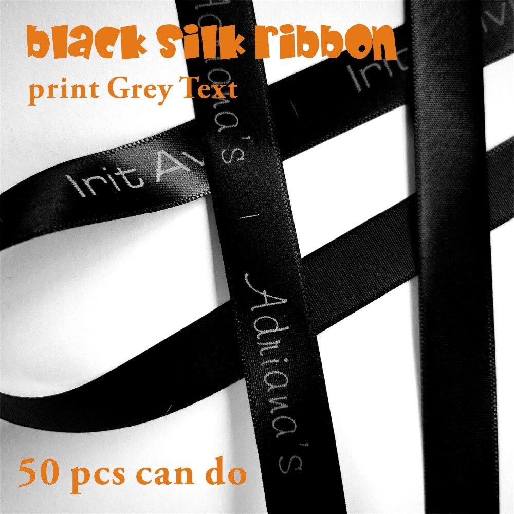 Etiquetas tecidas pretas feitas sob encomenda do logotipo da fita de seda de 1.5 cm/etiquetas feitas à mão do nome das etiquetas/somente costuradas/etiquetas principais da roupa, etiquetas da etiqueta do nome