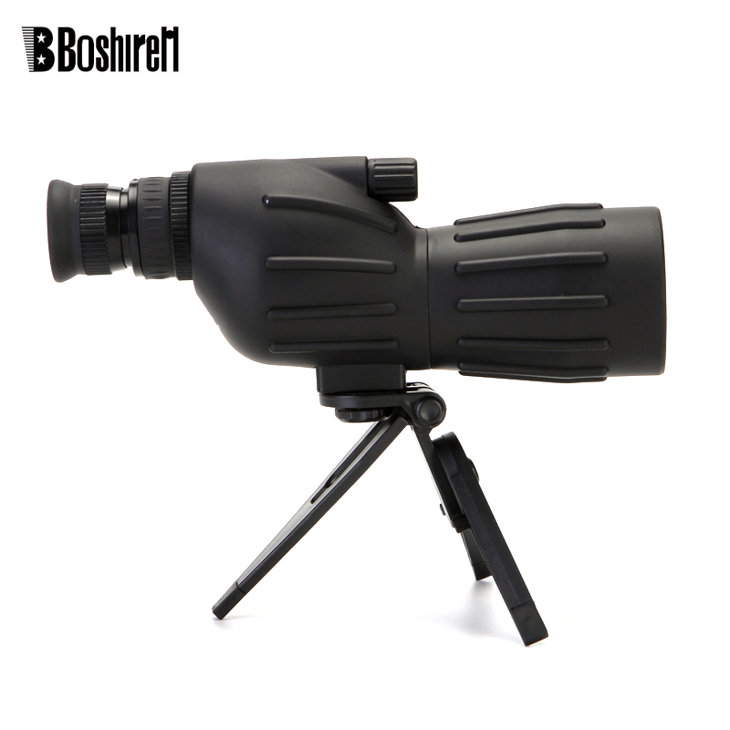 Tools : Boshiren Telescope binocular 15-40x50 Zoom HD Monocular bird watching With Portable Tripod Spotting Scope With FMC Blue Coating