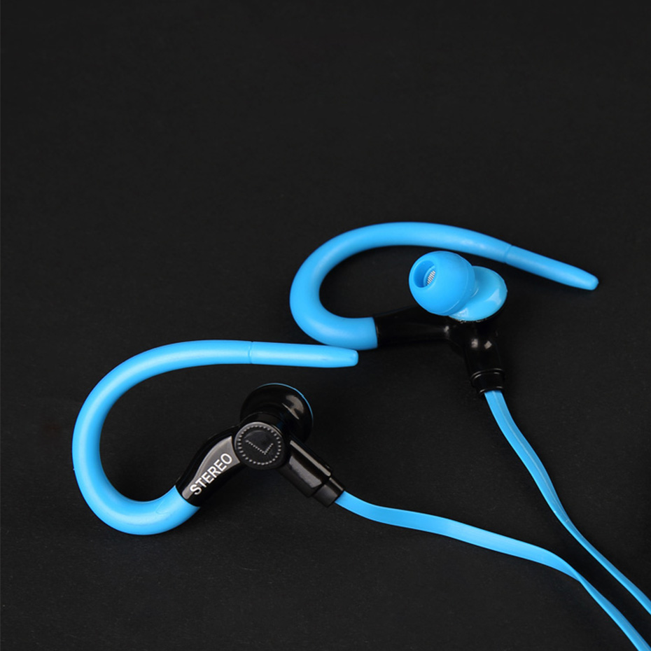 Wired Earphone Waterproof 3 5mm HIFI Bass Music Gaming Sport Headset Noise Cancelling Headphone for PC Computer Smartphone in Phone Earphones Headphones from Consumer Electronics