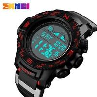 SKMEI Watch Men Fashion Sports Watches Waterproof relogio digital Watch Week Date Man Clock Army Military Wristwatches 1380