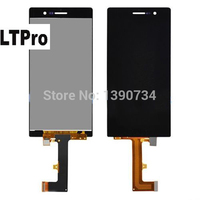 HOT Sale Black Original Full LCD Display Touch Screen Digitizer Glass Assembly For Huawei Ascend P7