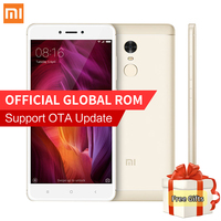 Xiaomi Redmi Note 4 3GB RAM 32GB ROM Smartphone MTK Helio X20 10 Core Note4 1080P