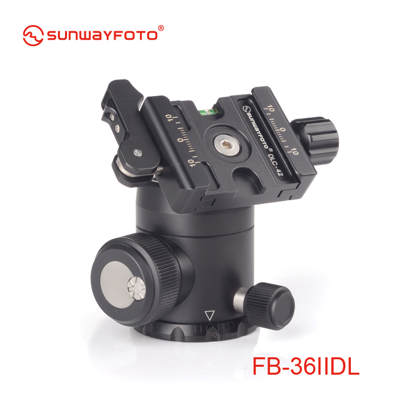 SUNWAYFOTO FB-36IIDL DSLR 카메라 삼각대 볼 헤드 용 - 카메라 및 사진 - 사진 3