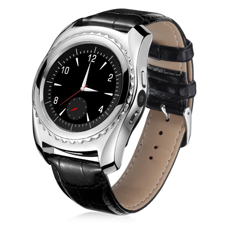 Mocrux 912ブルートゥーススマート腕時計サポートsim tfカードスマートウォッチ電話ハートレート用アップルギアs2 huawei xiaomi pk dz09 a1 q18  グループ上の 家電製品 からの スマートウォッチ の中 1