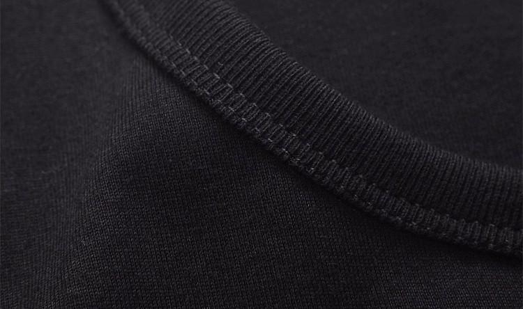 2016 Harajuku Czarny T-shirt Kobiety Panie Topy Jednorożec List Wydrukuj Casual Śmieszne Koszulki z krótkim rękawem Tee Shirt Femme Luźne 23