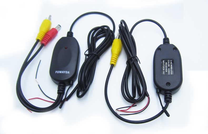 FUWAYDA bezprzewodowa kamera HD CCD z tyłu samochodu kamera cofania dla mercedes-benz Vito Viano / B klasa MPV / Sprinter wodoodporna
