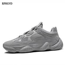 Спортивная обувь для мужчин; сезон осень-зима; Новинка; модная повседневная обувь; дышащие трендовые кроссовки из сетчатого материала