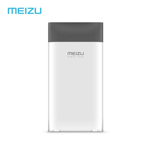 MEIZU M20 10000 мАч Двусторонняя быстро Зарядное устройство Портативный внешний Мощность банк Батарея Мощность пакет Мощность питания